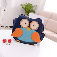 2013 Fashion Leisure Cartoon Cute Designer Handbag women leather handbags women messenger bags