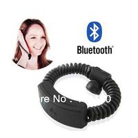 Hot Bluetooth vibrating alert bracelet sports bluetooth earphone do not miss call Voice Control Radiation Free