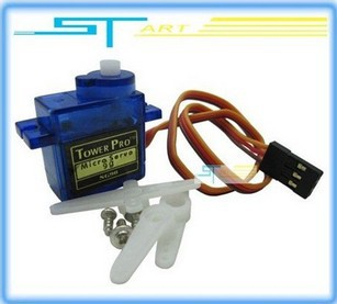 Free shipping 10pcs/lot Tower Pro Rc Mini Micro 9g Servo SG90 for RC 250 450 Helicopter Airplane Car Boat