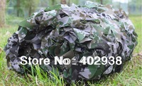 2x3M Digital Color Camouflage Net Jungle Camo Netting Sunshade Screen Awnings free shipping