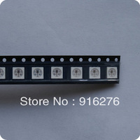 WS2811 chip Built-in ws2812 RGB 5050 SMD Addressable Dream Full Color LED beads strip bulb light,Superbright,WS2812