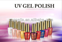 Free Shipping! VOG Soak Off UV Gel Polish For Your Nail Art 12pcs/Lot (10pcs color gel+1pc base gel+1pc top coat ) 348 Colors