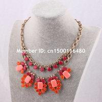Fashion Jewelry Women spring awakening necklace Gold Chain Chunky Choker Statement Party Wedding Necklace