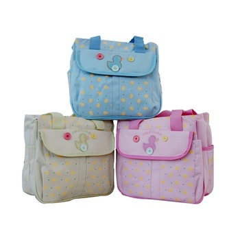 Aardman 600D High Quality Cheap Mummy bag,Nappy bag,cheap cute baby diaper bag blue,pink,khaki