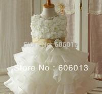 Hot baby girl party dress 2013 ,baby tu tu dress,wedding dress for girl,princess dress/ball gown kid summer