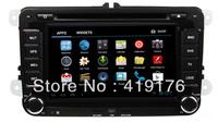 "free shipping! Android 4.0 Car DVD/PC/GPS System for VW 7""Magotan/Sagitar/Golf5/Golf6"