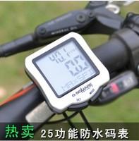 30pcs/lot   DHL/FEDEX Free Bicycle Computer Bike Speedometer  Bike Meter Speedometer Clock Stopwatch Waterproof  Wholesale