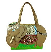 Amliya 2013 Women's Fashion Elephant Shape Handbag Vintage Shoulder Bag Messenger Bags