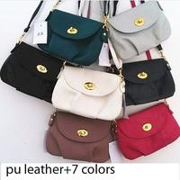 PU Artificial leather New 2014 Women Handbag Satchel Cross Body Bag Purse Totes Bags women leather handbags women messenger bags