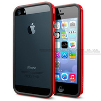 FreeShipping New Arrivals  Neo Hybird Slim EX bumper case for iPhone 5 5s Vivid + Snow Series Wholesale  X411