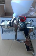 Aire HVLP pistola de pulverización / arma de la pintura / herramientas de aire / herramientas neumáticas / 600 ml spray de alimentación por gravedad pistola AB17G / envío gratis / profesional