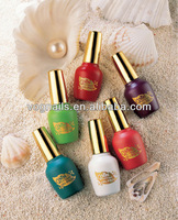 Free Shipping! VEN Color Polish 6Pcs/Lot (4pcs color gel+1pc base gel+1pc top coat ) 258 Colors