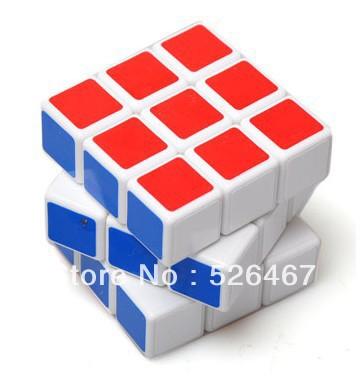 Free shipping! Magic Cube Toy Cube Game Promotional Longan Toy China 3x3x3 100g(China (Mainland))