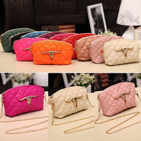 2013 Summer New Korean Retro Shell Bags Fashion Chain Shoulder Bag Diagonal Female Bag Hot Products