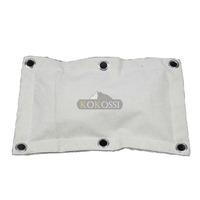 High Quality  Wing Chun Kung Fu Wall Bag Kick Boxing Striking Punch Bag Grey Small Free Shipping