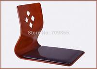 (6pcs/lot)  cheap Japanese furniture  floor zaisu cherry color tatami seat