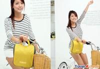 2014 outdoor travel storage bags 4color women Cosmetic Bags Picnic Sorting makeup Wash Bag Organizer women handbag free shipping