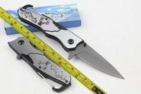 Free Shipping Strider Mick Full steel Fast Opening Pocket Fold knife F46