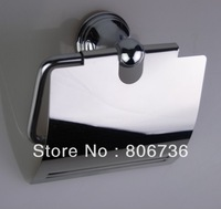 Free Shipping ,Factory Price,Promotion, Toilet Paper Holder, Paper holder with lid  ,Tissue Holder, CY-3586,Zinc Construction