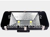 100w led flood light waterproof outdoor light industrial light 3 years warranty Bridgelux45mil  DHL free shipping