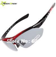 ROCKBROS Polarized Light Cycling Riding Bicycle Bike  Sports SunGlasses