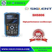 Hot Sale SHS806 High-performance oscilloscope,Handheld Digital oscilloscope 60Mhz