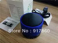 Best Price Mini Wireless Bluetooth Computer Speaker with MIC Answer Phone Call,Free shipping!