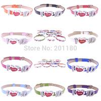 Free Shipping 10pcs 1D I Love One Direction Leahter Slide Beads Handmade Fashion Frindship Bangle Bracelets DIY Wristbands