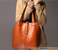 2013 New Women Leather Handbags Famous Fashion Brand Designers handbag women genuine leather handbag Totes Women Messenger Bag