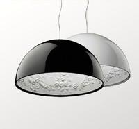 Hot Selling Dia.60cm Modern/Contemporary Italy Sky Garden Pendant Lights,Black White YSL-ML0006
