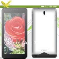 Hot&Newest 7 inch Allwinner A20 Dual Core, Arm Cortex-A7,1.0GHz, Bluetooth,2G/3G Phone Calling Tablet PC MID ZXS-A20