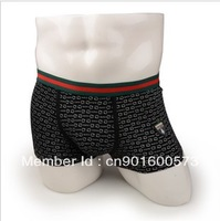 High quality 4pcs/lot Men's Unederwear brand Mens Boxer Briefs Modal Underwear Man Underwear Boxer Shorts big size