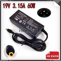 19V 3.15A AC Adapter Laptop Charger For 60W ADP-60ZH A,BA44-00243A 5.5*3.0mm