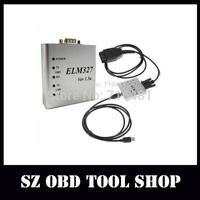 ELM 327 Metal USB CAN-BUS Scanner ELM327 Software Code Reader Scanner Diagnostic can bus scan Tool