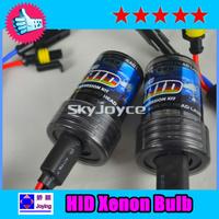 Free shipping  35W HID Xenon globe single beam H1 H3 H7 H8 H9 H11 HB3 HB4 880 H27 hid bulb 4300K to 12000K