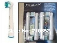 Replacement Standard SA-17 EB17 electronic toothbrush Heads 4pcs=1pack Free Shipping High Quality