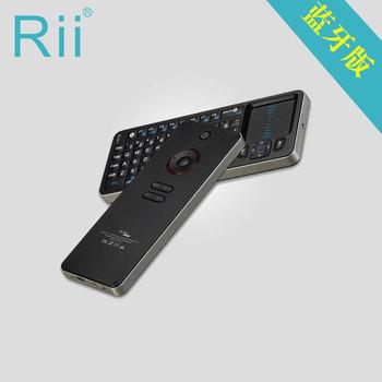 100% Original Rii Riitek RT-MWK06BT Bluetooth Wireless Mini QWERTY Touchpad Keyboard Russia English Hebrew Turkish Spanish