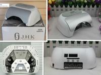 Free Shipping DHL/UPS/TNT/Fedex/EMS 110V - 240V 48W Harmony Automatic 18K LED Nail Lamp UV Nail Dryer Only 5secs for Nail Gel