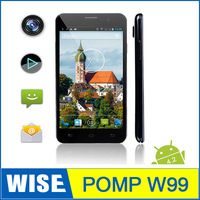 New 5.0Inch Pomp W99/King 2  MTK6589T 1.5 GHz Quad Core 2G RAM 32G ROM 1280*720p 8.0Mp+2.0Mp Dual Camera 3G Wifi Russian Phone