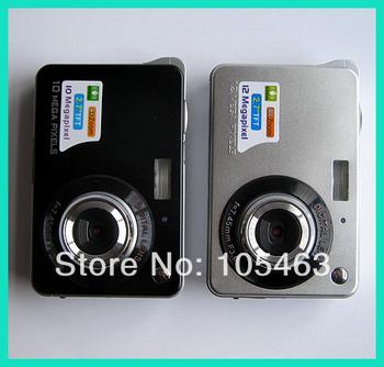 Free Shipping Multi-language Digital Camera Aigo F570 Patriot  2.7Inch 1400 Mega Pixels Original Video Camera + 4GB SD Card Gift