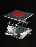 Laboratory Support  Lab Jacks 150x150x250mm Stainless Steel  Lifting Table   Raising Platform 6'' inch