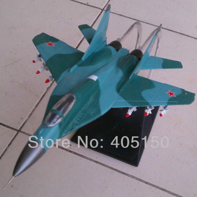 Jet Models 1:72 Diecast Model Mig29 Jet