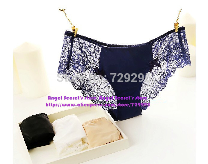 New G String 5pcslots Panties Free Shipping New Victoria With Lace Women Lingerie Briefs Sexy Vs Underwear For Women Fashion aanbieding