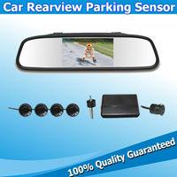 """4.3"""" Car Parking Sensor with Camera System Parking 8 Sensor de aparcamiento Option"""