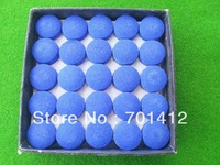 20pcs/lot 13MM brunswick blue diamond cue tip free shipping