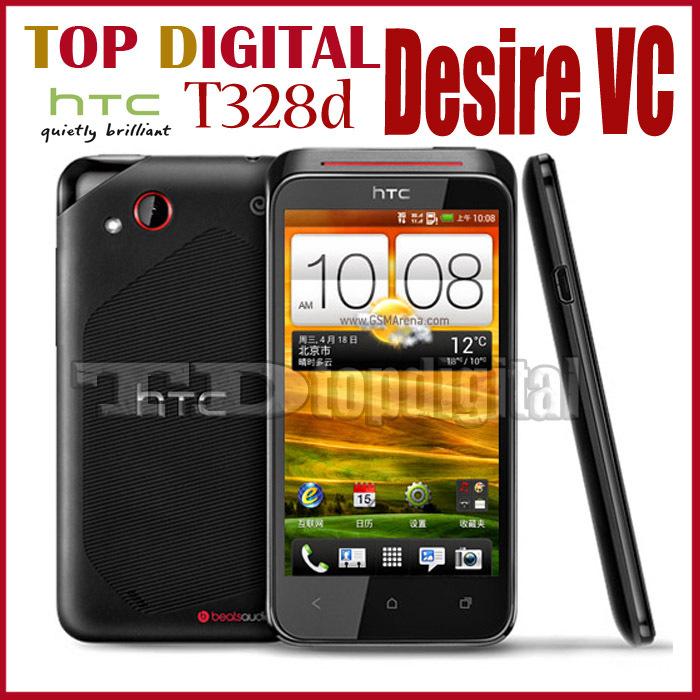 Мобильный телефон HTC VC T328d Android GPS WIFI 4.0' 5 SIM мобильный телефон htc desire 816w htc 816w 5 5 1 5 8 13 gps wifi android