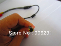 "Free Shipping!!DIY Only Dia 7mm Mini CCTV Camera Module 1/5"" CMOS 720*480Pixels 60 degrees 6 LED Night"