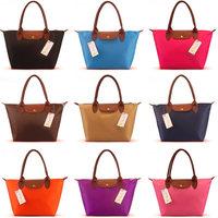 Free shipping 2013 fashion candy color sweet handbag Lady Leisure Shoulder Bag Women's waterproof shopping bag Casual purses