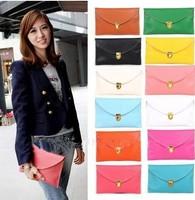 Womens Envelope Clutch Chain Purse Lady Handbag Tote Shoulder Hand Bag free shipping wholesale MX35