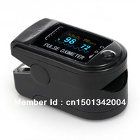 * WholeSale* CE FDA Approved Finger SPO2 Monitor, Fingertip Pulse Oximeter Blood Oxygen Saturation Monitor, Brand New CMS50D